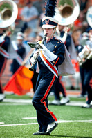 Miami (OH) Redhawks at Illinois Fighting Illini, Saturday, September 28, 2013 - Marching Illini Photos