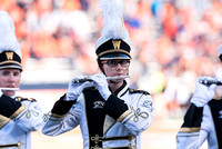 Western Michigan Broncos at Illinois Fighting Illini, Saturday, September 17, 2016 - Marching Illini Photos