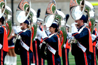 Youngstown State at Illinois, Saturday, August 30, 2014 - Marching Illini Photos