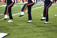 Marching Illini - Louisiana Tech Bulldogs at Illinois Fighting Illini