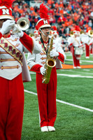 Nebraska at Illinois Oct. 3, 2015 - CMB Saxophone 002