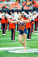 Wisconsin at Illinois, Saturday, Oct. 24, 2015 - Marching Illini Photos