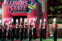 Abilene Christian Wildcats at Illinois State Redbirds, Big Red Marching Machine.  September 21, 2013