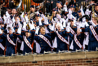 North Carolina at Illinois Fighting Illini, Saturday, September 10, 2016 - Marching Illini Photos
