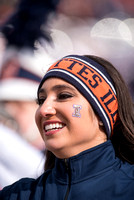 Iowa at Illinois, Saturday, November 19, 2016 - Marching Illini Photos