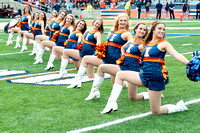 Michigan State Spartans at Illinois Fighting Illini, Saturday, October 26, 2013 - Marching Illini Photos