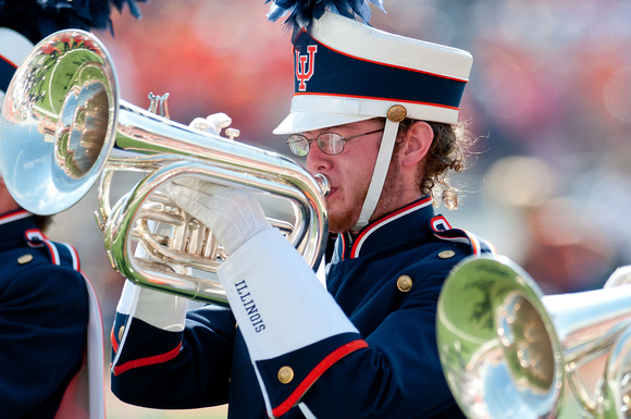 Cincinnati Bearcats at Illinois Fighting Illini, Saturday, September 7, 2013 - Marching Illini Photos