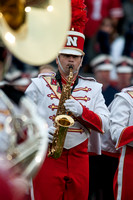 Nebraska at Illinois Oct. 3, 2015 - CMB Saxophone 006