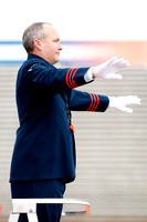 Ohio State Buckeyes at Illinois Fighting Illini, Saturday, November 16, 2013 - Marching Illini Photos