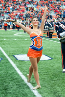 Nebraska at Illinois Oct. 3, 2015 - MI Twirler 001